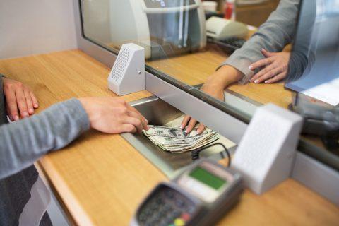 Les différents services bancaires