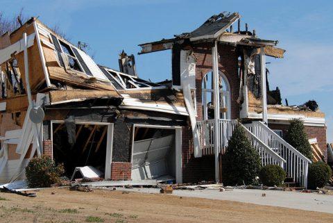Assurance et catastrophe naturelle